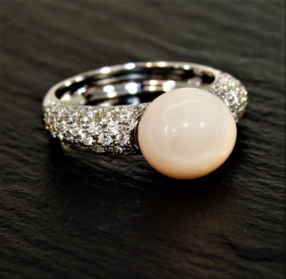 Collection bijoux en perles fines