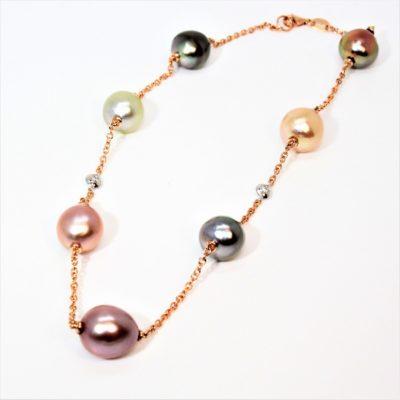 collier perles noires de tahiti artofpearls. Black Bedroom Furniture Sets. Home Design Ideas